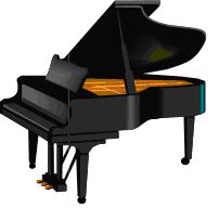 La technique du piano à queue pour se motiver