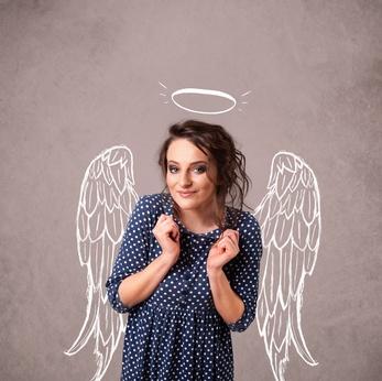 Qu'est-ce qui vous différencie d'un ange ?