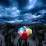 Citation Motivation pour les jours de pluie